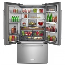 Refrigerator/Freezers, Ranges & More by Samsung, GE, LG & More, 25 Units, Scratch and Dent, Ext. Retail (MAP) $44,825, Charlotte, NC
