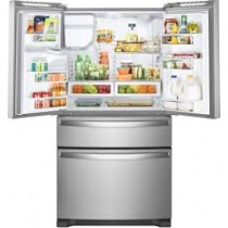 Refrigerator/Freezers, Dishwashers, Ranges & More by GE, Frigidaire & More, 31 Units, Customer Returns, Ext. Retail (MAP) $43,454, Charlotte, NC