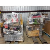 Truckload (20 Pallets) of Unmanifested Merchandise: Tools, Home and Garden, Small Appliances & More, Internet Returns, Wilkesboro, NC